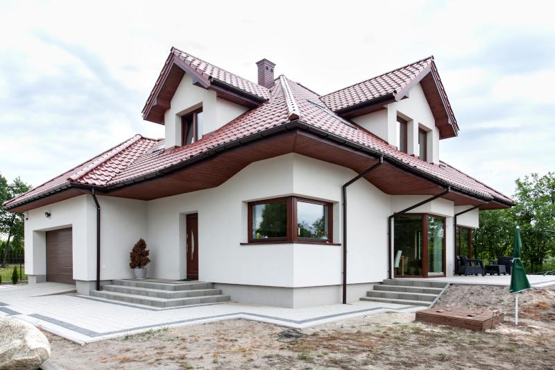 dom murowany z cegły silka z newhouse
